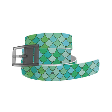 Mermaid Scales Belt-Classic C4 BELTS