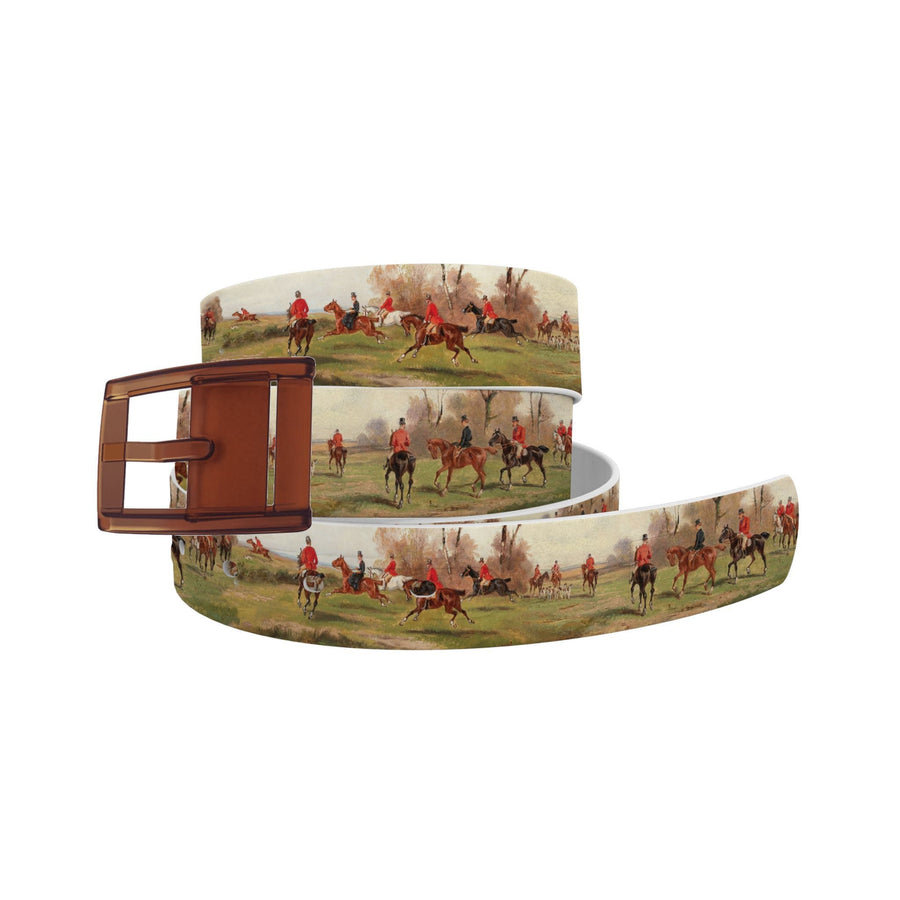 Horses and Hounds Belt Belt-Classic C4 BELTS