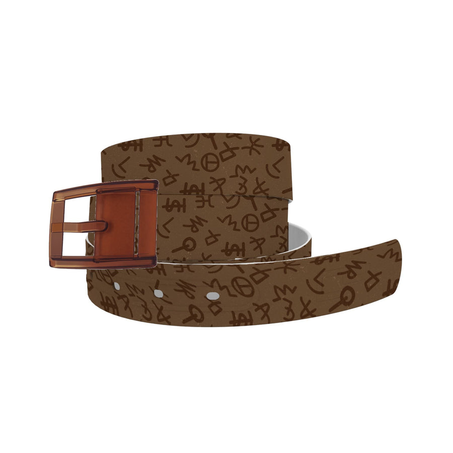 Cattle Brands Belt Belt-Classic C4 BELTS
