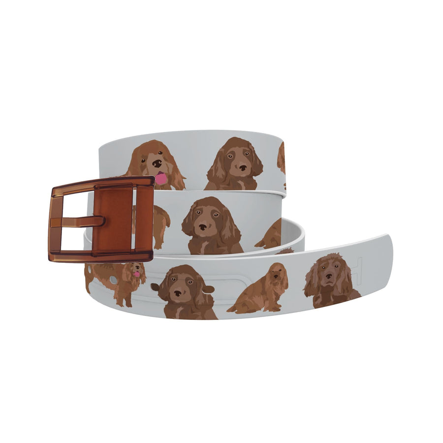 Sussex Spaniel Belt Belt-Classic C4 BELTS