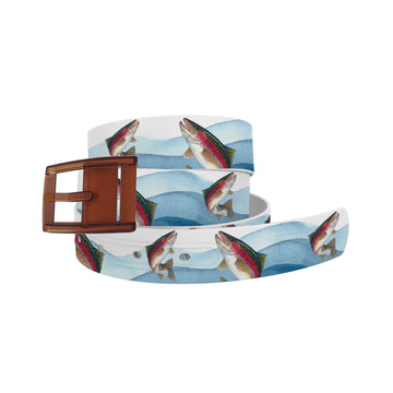 Rainbow Trout Ripple Belt Belt-Classic C4 BELTS
