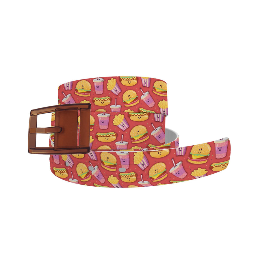 Fast Food Belt Belt-Classic C4 BELTS