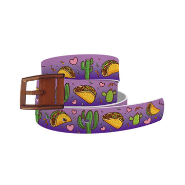 Taco Tuesday Belt Belt-Classic C4 BELTS