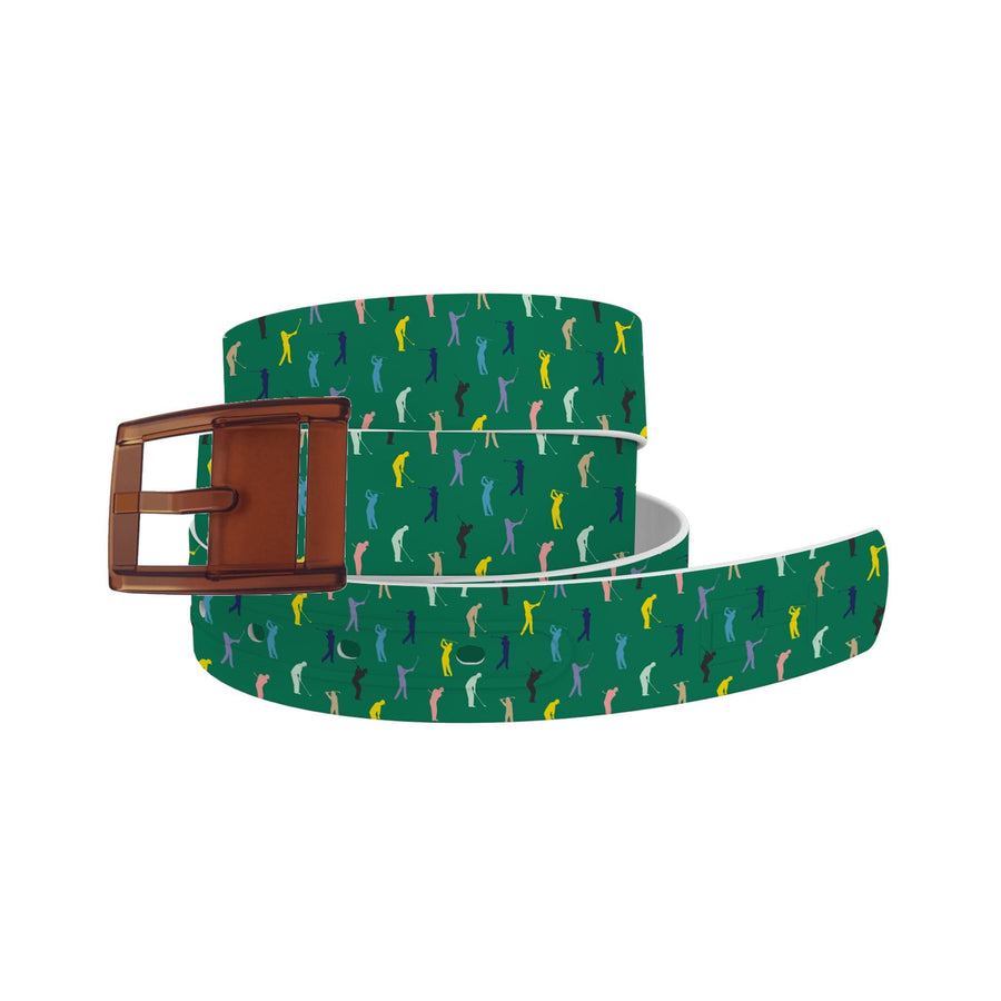 Fore Green Belt Belt-Classic C4 BELTS