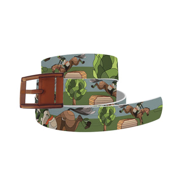 Horse on the L O O S E - Cross Country Belt Belt-Classic C4 BELTS