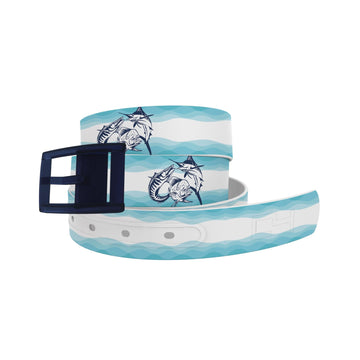 Grand Slam - Blue Water Belt Belt-Classic C4 BELTS