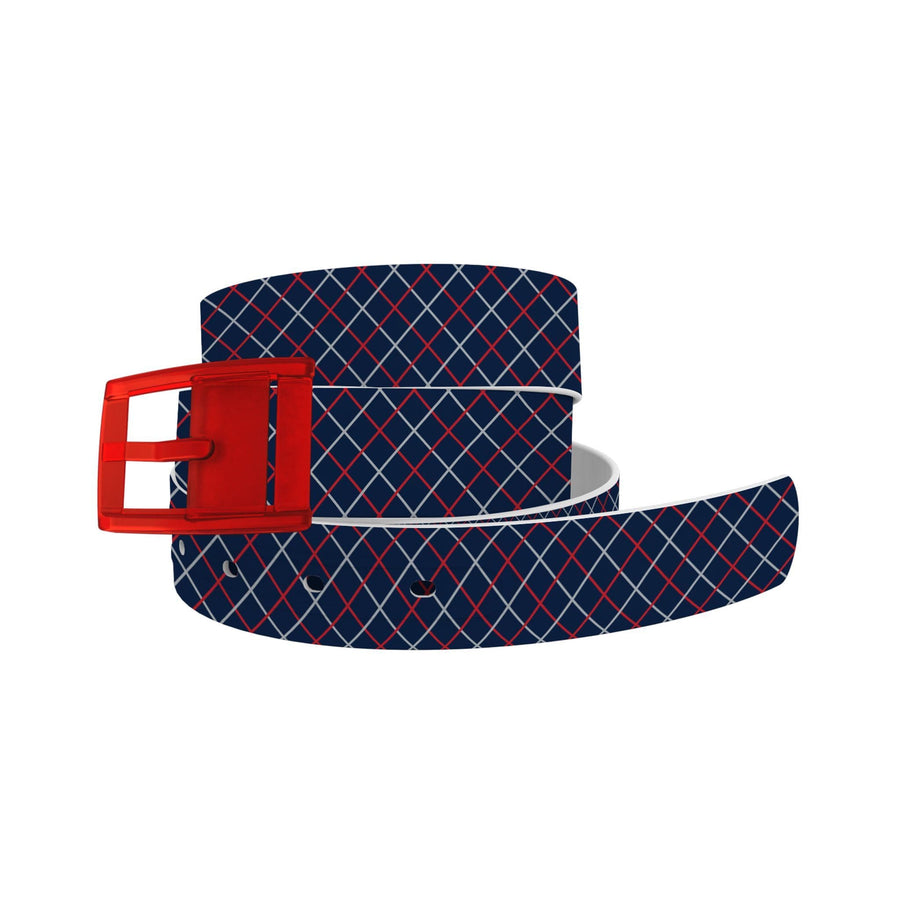New England Team Spirit Grid Belt Belt-Classic C4 BELTS