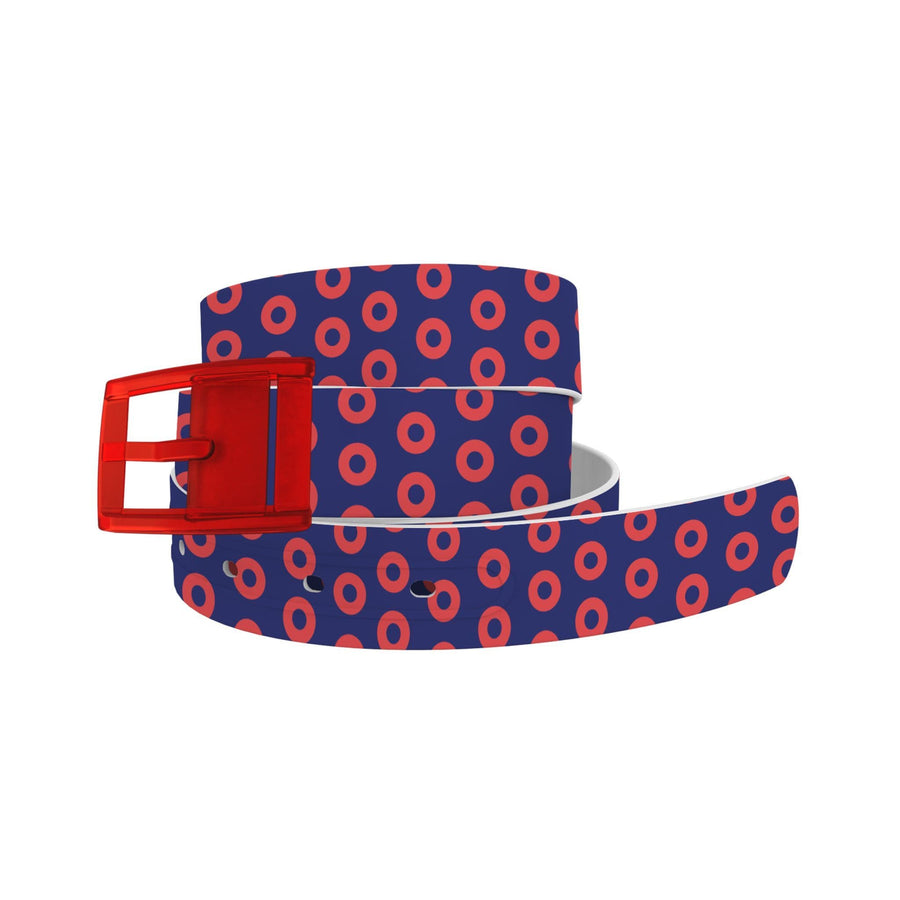 Red Donuts Belt Belt-Classic C4 BELTS