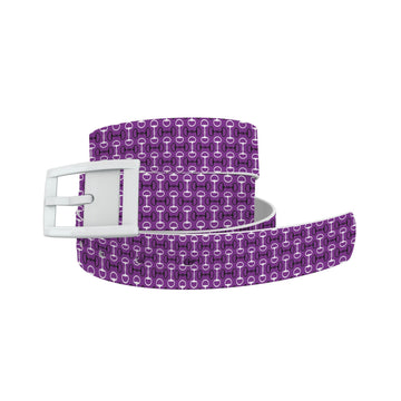 Bits Purple Belt Belt-Classic C4 BELTS