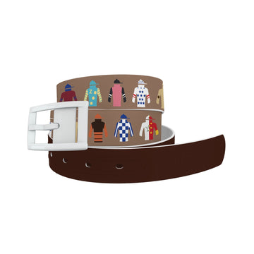 Jockey Silks Belt Belt-Classic C4 BELTS