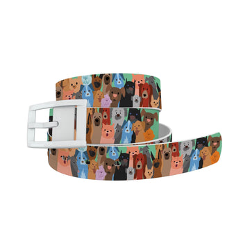 Dog Party Belt Belt-Classic C4 BELTS