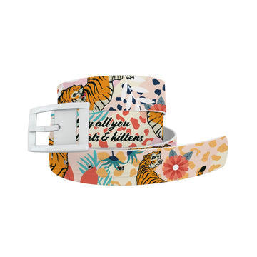 Hey Cool Cats Belt Belt-Classic C4 BELTS