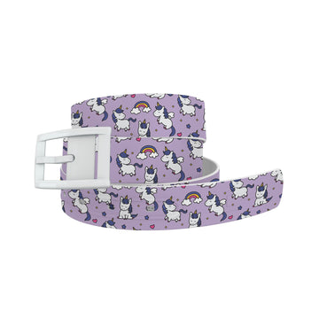 Unicorn Bed Time Belt Belt-Classic C4 BELTS