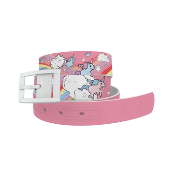 Rainbow Unicorn Belt Belt-Classic C4 BELTS