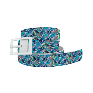 Mermaid Bubbles Belt Belt-Classic C4 BELTS
