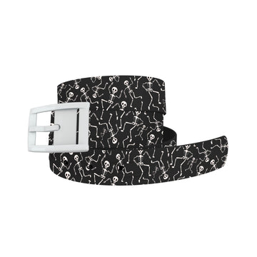 Dancing Skeletons Belt Belt-Classic C4 BELTS