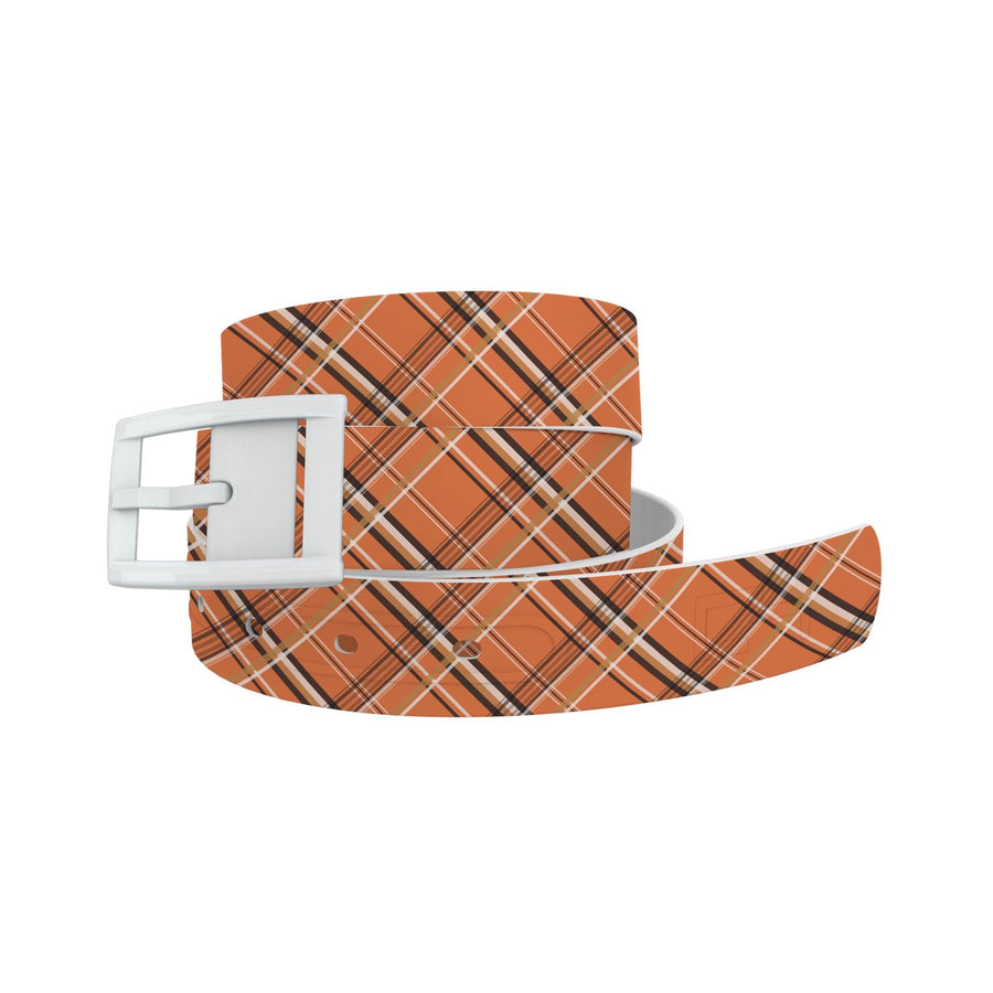 Fall Plaid Belt Belt-Classic C4 BELTS