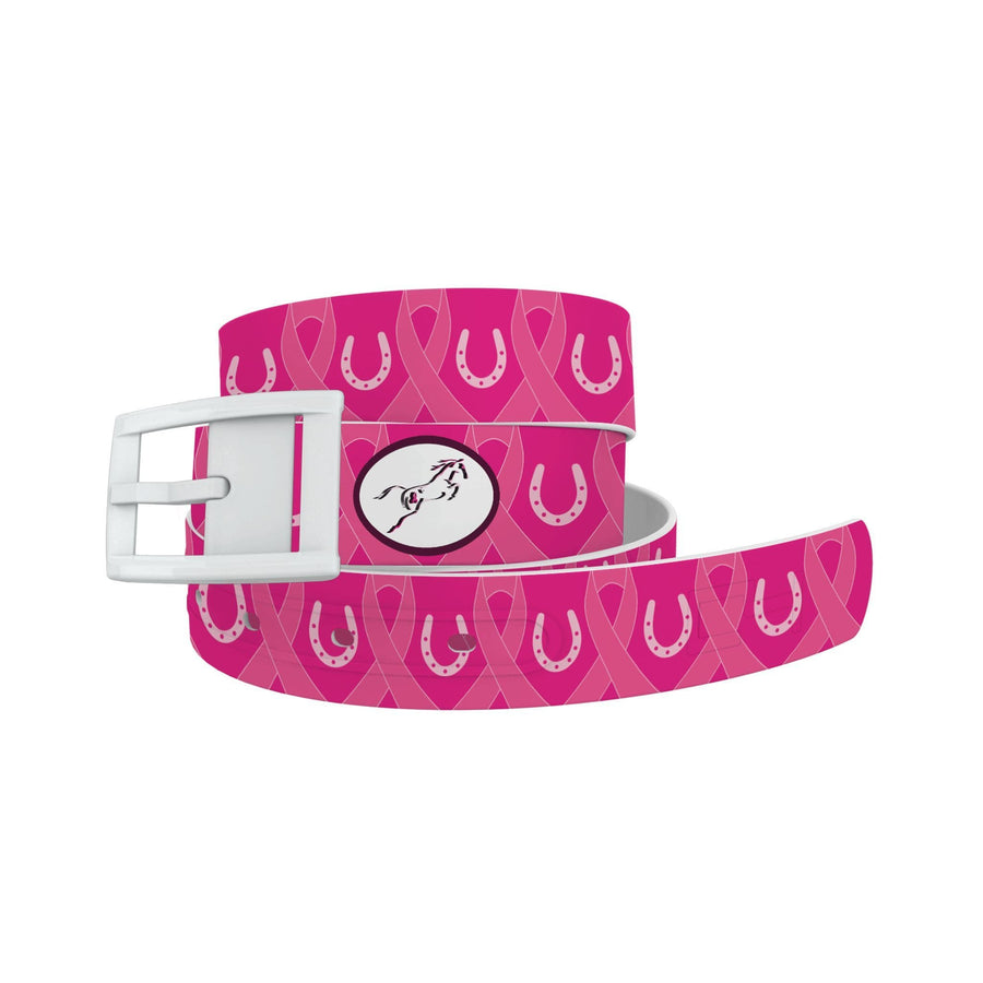 Hunt for the Cure - Ribbons Belt-Classic C4 BELTS