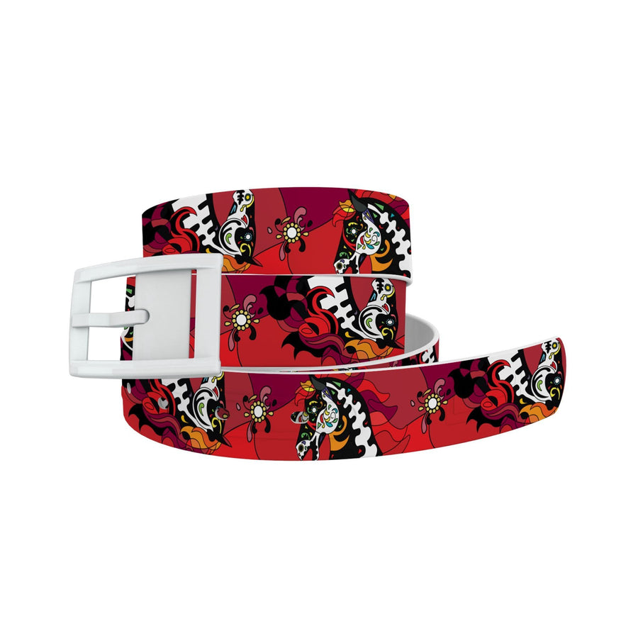 Horse on the L O O S E - Midnight Masquerade Belt-Classic C4 BELTS