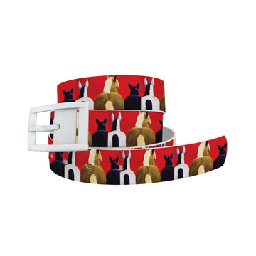 Leslie Anne Webb - Big Butts Belt Belt-Classic C4 BELTS