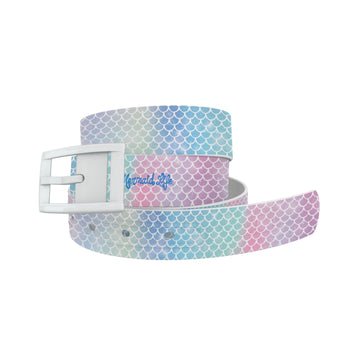 Mermaid Life - Rainbow Scales Belt-Classic C4 BELTS