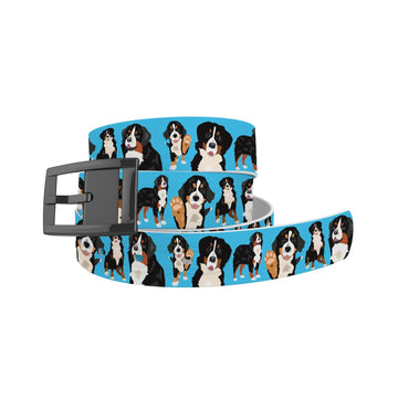 Matching Bernese Mountain Dog Belt Ghost Belt C4 BELTS