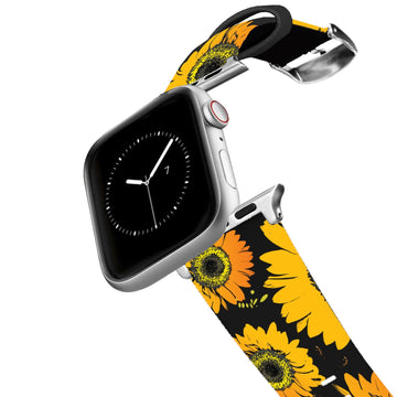 Sunflower Apple Watch Band Apple Watch Band C4 BELTS