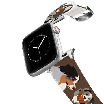 Aussie Apple Watch Band Apple Watch Band C4 BELTS