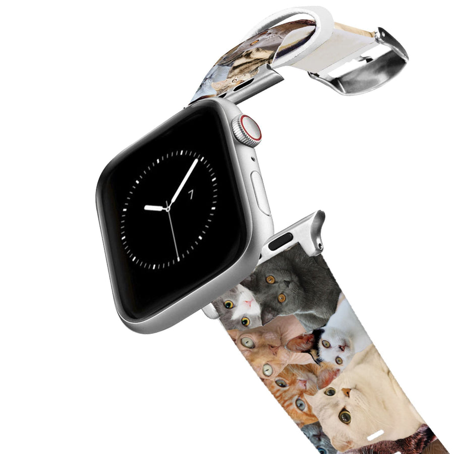 Cat Heads Apple Watch Band Apple Watch Band C4 BELTS
