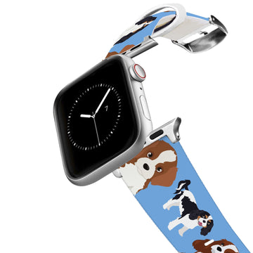 Cavalier King Charles Spaniel Apple Watch Band Apple Watch Band C4 BELTS