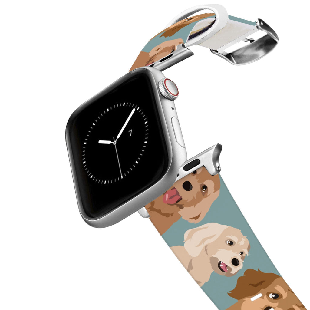 Doodle Apple Watch Band Apple Watch Band C4 BELTS