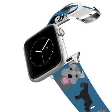 Schnauzer Apple Watch Band Apple Watch Band C4 BELTS