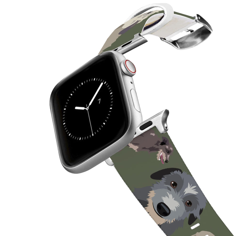 Irish Wolfhound Apple Watch Band Apple Watch Band C4 BELTS
