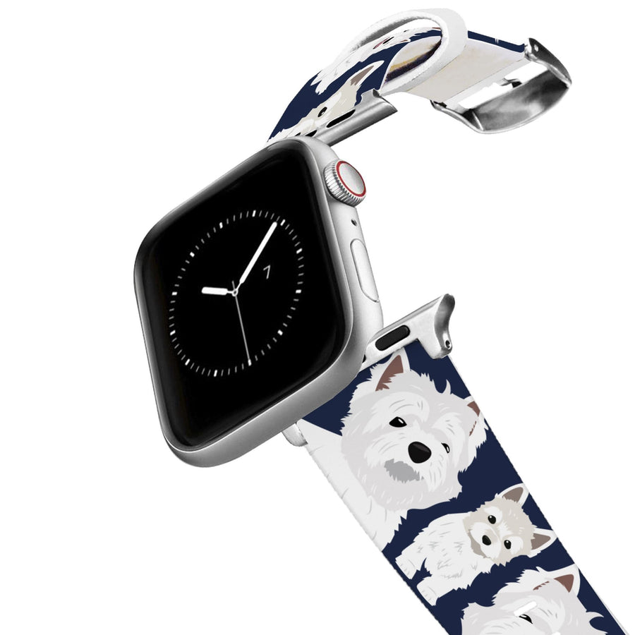 West Highland Terrier Apple Watch Band Apple Watch Band C4 BELTS