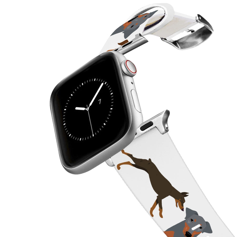 Doberman Apple Watch Band Apple Watch Band C4 BELTS