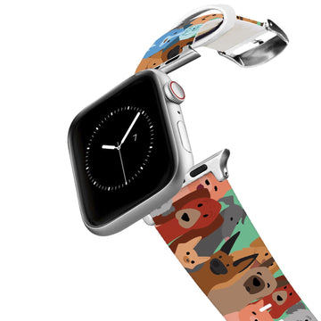 Dog Party Apple Watch Band Apple Watch Band C4 BELTS