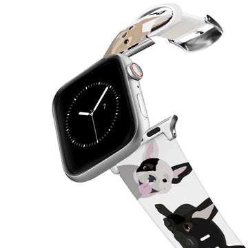 French Bulldog Apple Watch Band Apple Watch Band C4 BELTS