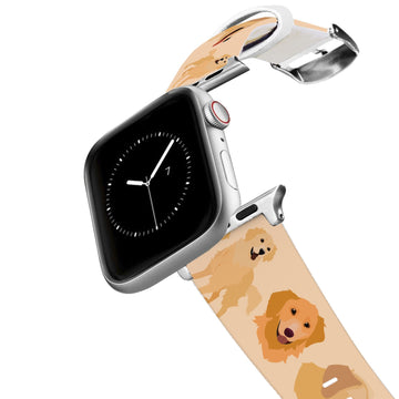 Golden Retriever Apple Watch Band Apple Watch Band C4 BELTS