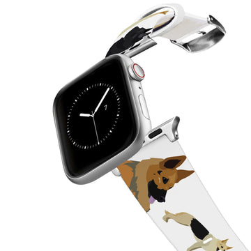 German Shepherd Apple Watch Band Apple Watch Band C4 BELTS