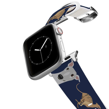Greyhound Apple Watch Band Apple Watch Band C4 BELTS