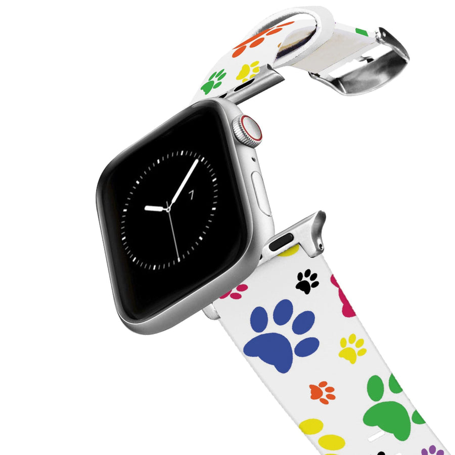 Pawprints Apple Watch Band Apple Watch Band C4 BELTS