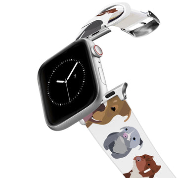 Pitbull Apple Watch Band Apple Watch Band C4 BELTS