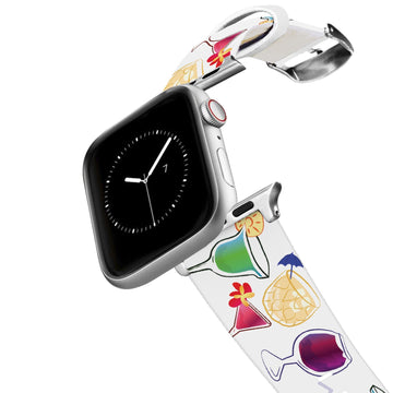 5 O'Clock Somewhere Apple Watch Band Apple Watch Band C4 BELTS