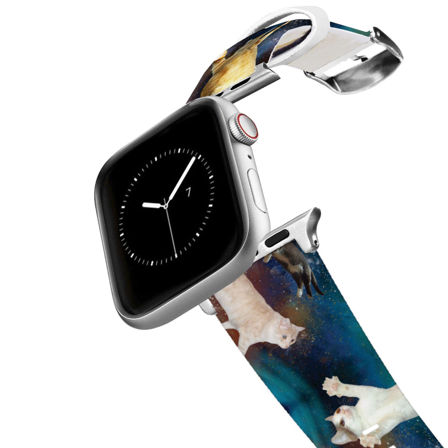 Space Cats Apple Watch Band Apple Watch Band C4 BELTS