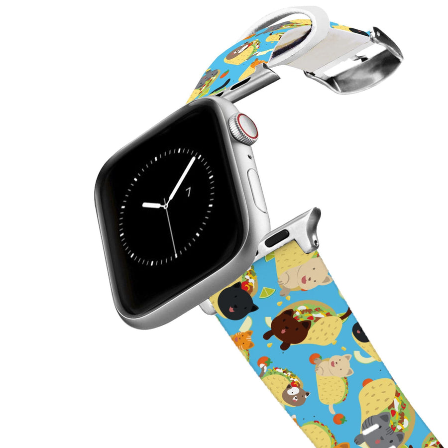 Taco Cats Apple Watch Band Apple Watch Band C4 BELTS