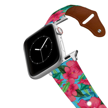 Aloha Leather Apple Watch Band Apple Watch Band - Leather C4 BELTS