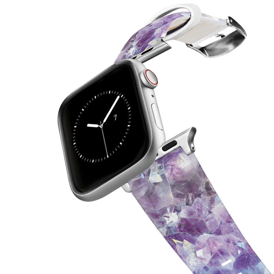 Amethyst Apple Watch Band Apple Watch Band C4 BELTS