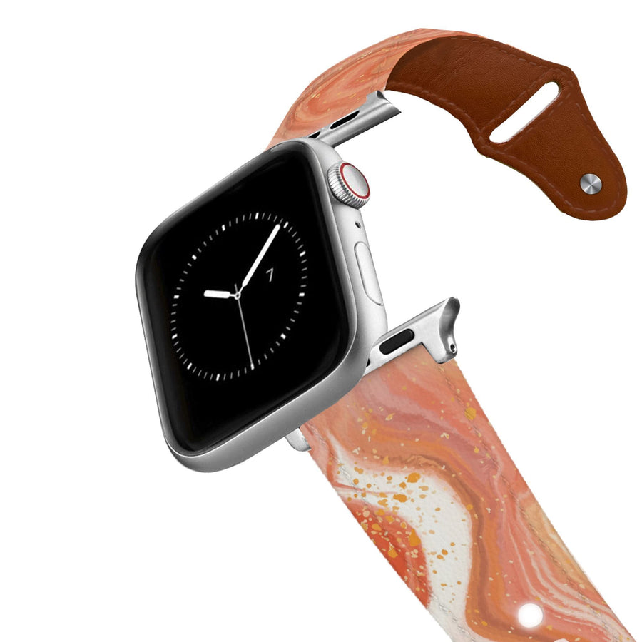 Antelope Canyon Leather Apple Watch Band Apple Watch Band - Leather C4 BELTS