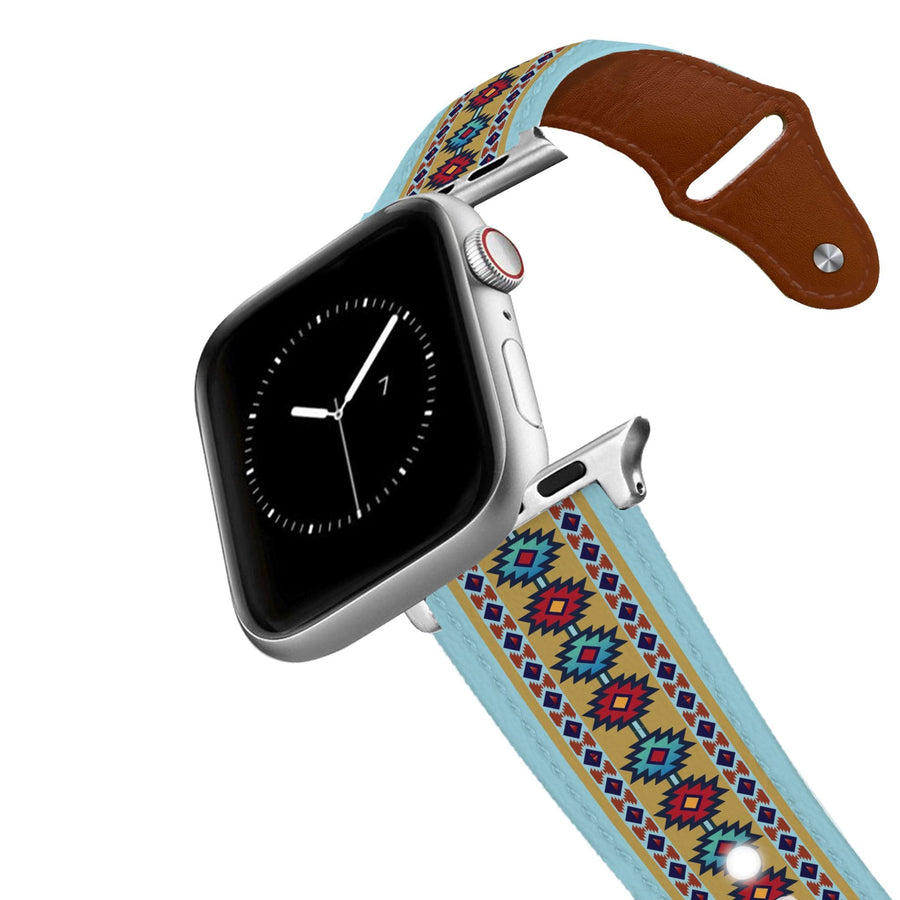 Birch Leather Apple Watch Band Apple Watch Band - Leather C4 BELTS