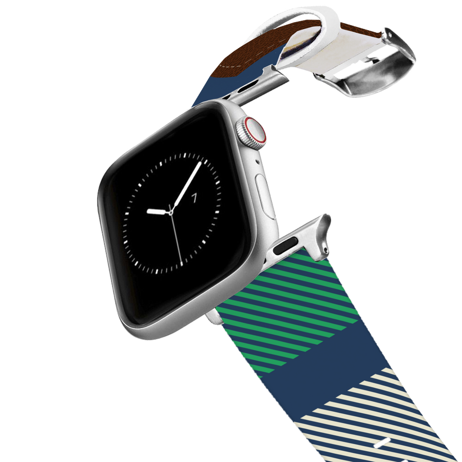 Golf Plaid Apple Watch Band